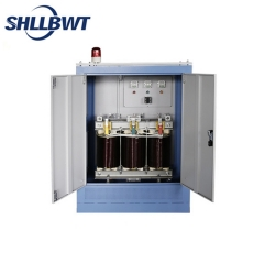 Three phase power transformer used in laser works with CE and ISO certificate